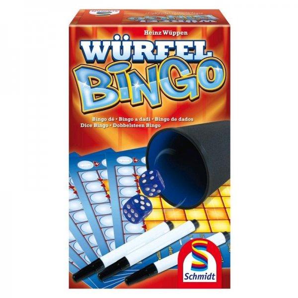 Schmidt Spiele 49283 - Würfel Bingo @ Amazon Prime