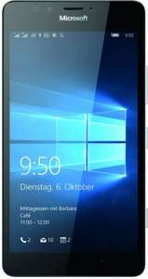 Lumia 950 Dual Sim schwarz günstig über Amazon