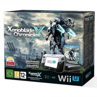 Nintendo Wii U Xenoblade Chronicles X Premium Pack für 218€ [Redcoon]