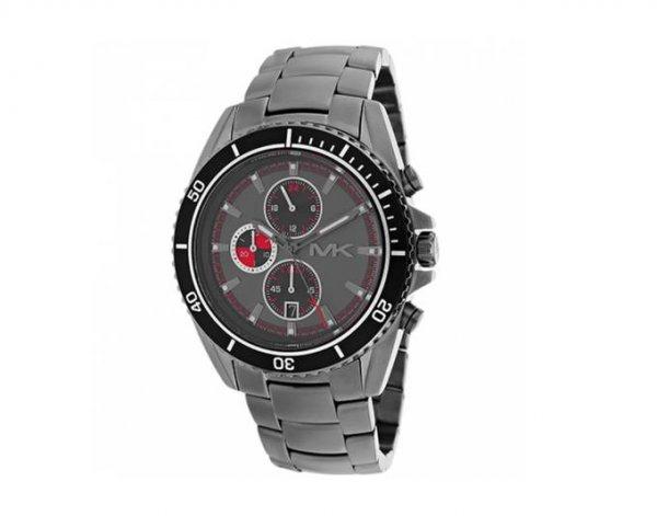 Michael Kors MK8340, Herren-Armbanduhr, Chronograph, Kipp-Faltschließe, Edelstahl @allyouneed 139,95€