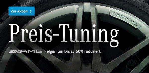 Mercedes Benz Gebrauchtteile Center - AMG Kompletträder und Felgen bis zu 50% reduziert
