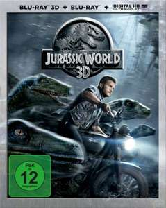 [Amazon.de Prime] Jurassic World 3D und Everest 3D