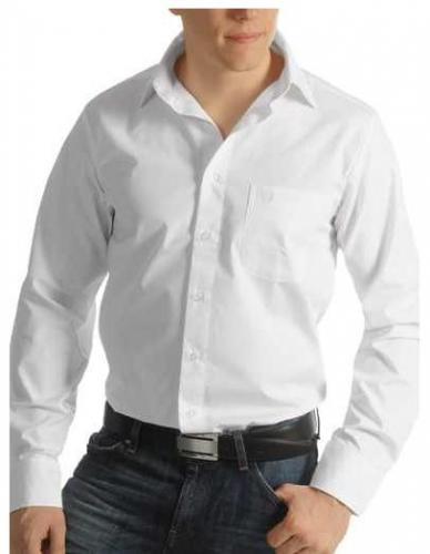 Mishumo Hemd, weiß für 14,59€ / Stück für Neukunden @ dress-for-less dank 15€ Gutschein + 7€ Cashback
