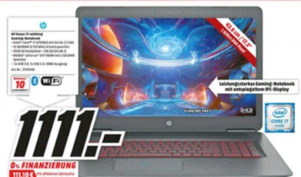 HP Gamimg Notebook