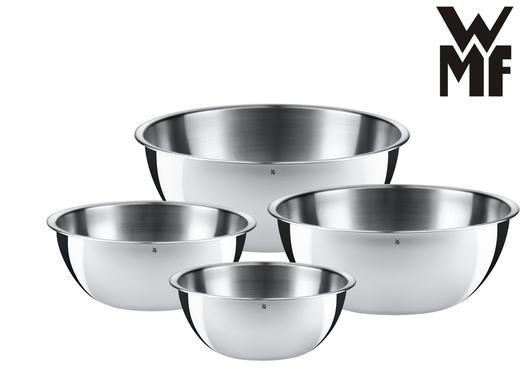 (iBood.de) WMF Gourmet Küchenschüssel-Set Cromargan, 4 Stück