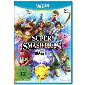 Super Smash Bros (Wii U) für 29,99€ [Redcoon]