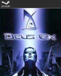 [Steam] Deus Ex GOTY (@SquareEnix)