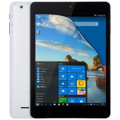 Teclast X89 Kindow Reader Tablet PC Windows 10 Android 4.4 7.5 inch IPS Screen Intel Baytrail Z3735F Quad Core 1.33GHz 2GB RAM