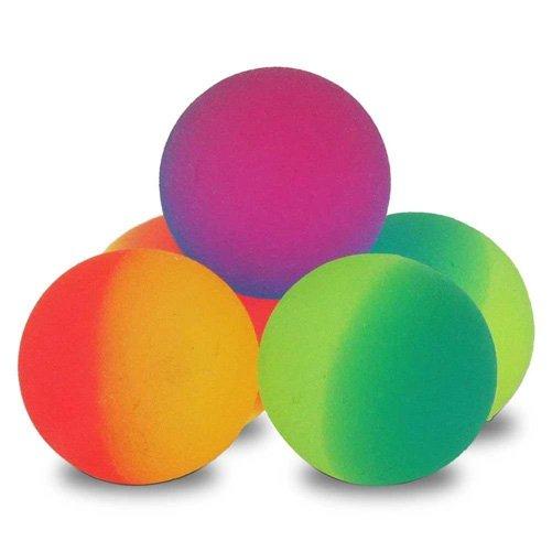 [Amazon] 50 Neon-Flummis für 7,15€ (14 Cent pro Flummi) - VSK frei