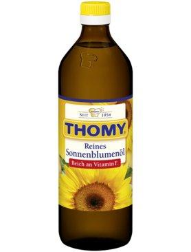 Thomy Reines Sonnenblumenöl 750ml [V-Markt MUC]