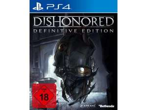 Dishonored (Definitive Edition PS4) für 12,-€ bei Abholung [Mediamarkt]