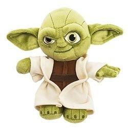 [CENTERSHOP NRW/RP] Star Wars Yoda Samtplüsch-Kuscheltier 20cm für 3,99€