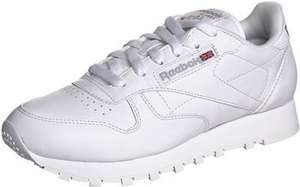 [REWE CENTER] Reebok §Classic Leather (Damen-/Herren-Sneaker) WhiteOnWhite für 44,44€  UPDATE: AUCH IN SCHWARZ