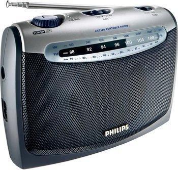Philips Tragbares Radio AE2160 für 16,98 € @ NBB.de