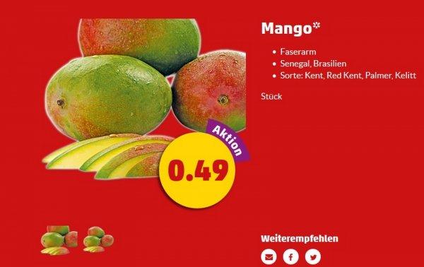 [Penny bundesweit - Framstagangebot] Mango für 0,49 Euro pro Stück