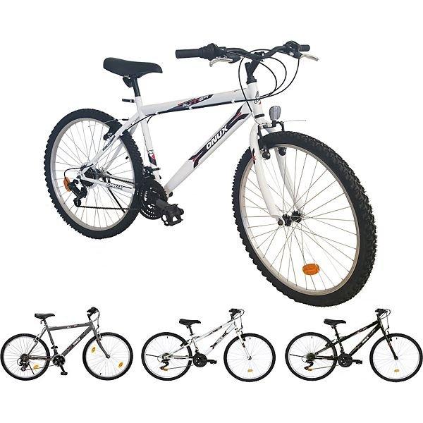 ONUX Mountainbike 26 Zoll, 18 Gang Shimano / MTB, Herren, Damen @ plus.de