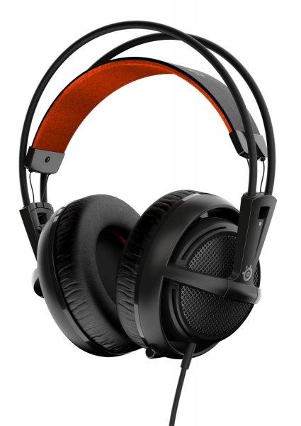 """SteelSeries™ - Gaming Headset """"Siberia 200"""" (Schwarz) ab €44,09 [@Saturn.de]"""