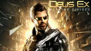 Deus Ex: Mankind Divided - Import (AT) Day 1 Edition PS4