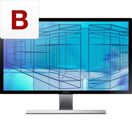 "Samsung Monitor LED-Backlight 28x27x27 UHD 4K ""U28E590D""  (2x HDMI, 1x DisplayPort, 3.5 mm Klinken) @zackzack 293,95€"