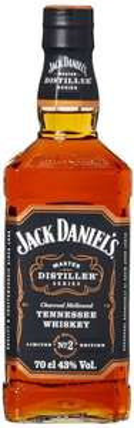 [Lokal? Real,- Mainz Gutenberg Center] Jack Daniel's Master Distiller Series Limited Edtion No 2 0,7L