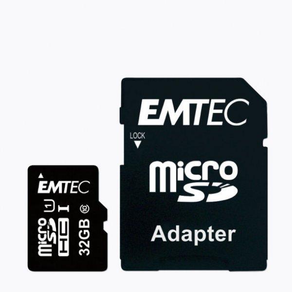EMTEC Micro SD-Speicherkarte 32 GB ab Donnerstag, 25.08., bei Aldi Nord