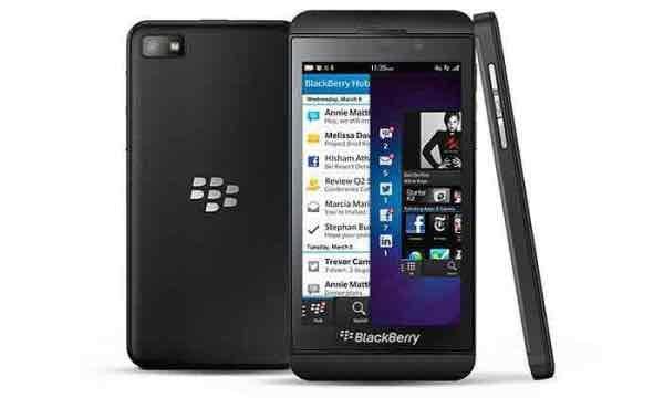 Blackberry Z10 Refurbish für 49,99€ bei Groupon