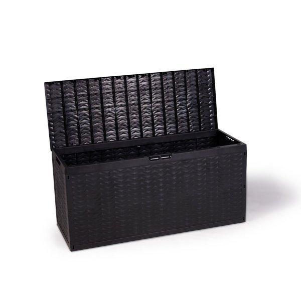 [Amazon] Vanage Auflagenbox 120 x 45 x 60cm Farbe: Anthrazit für 29,96€   25%