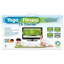 Yoga & Fitness TV Trainer - Interaktive Fitnessmatte für 9,90 € inkl. Versand @Dealclub -44%