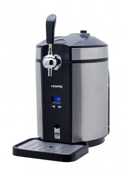 Universal Bier-Zapfanlage für 5 Liter Fässchen für 99 €, PVG 131,91 €, zusätzlich - 4 % qipu oder -15 € Neukundenrabatt