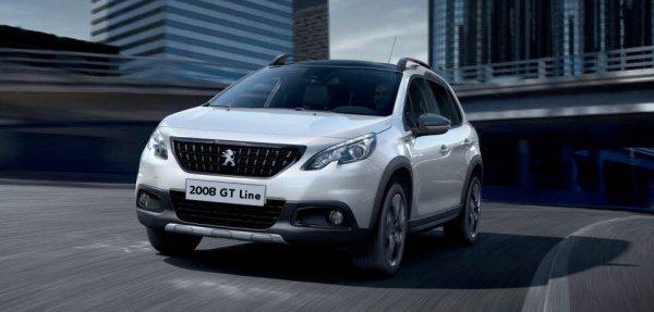 Peugeot 2008 Privatleasing inkl. Versicherung und Wartung deinauto direkt