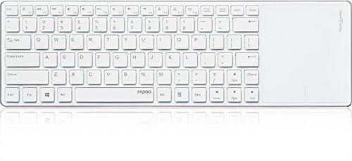 [19,99€] Rapoo E2800P Wireless Touchpad Tastatur