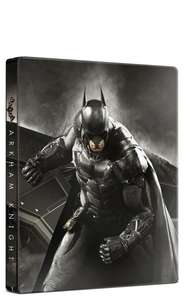 [22,97€] Batman: Arkham Knight - Special Steelbook Edition - [Xbox One][Amazon]