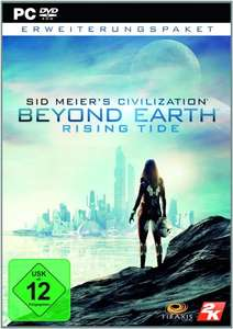 (Amazon Prime) Civilization: Beyond Earth - Rising Tide (Steam) für 5,44€