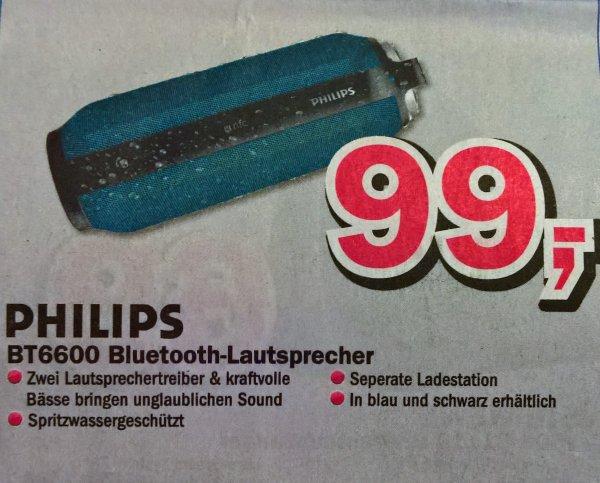 LOKAL Telepoint. Philips BT 6600  Bluetooth Speaker. 27% unter IDEALO