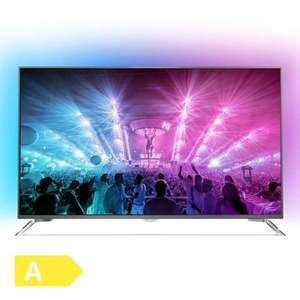 Philips 55PUS7101 Ultra HD 4K LED Fernseher Ambilight Android TV 2000 Hz WLAN @ebay 999€