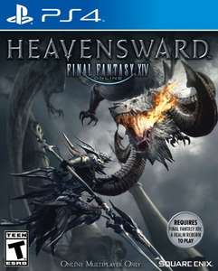 (Amazon.com) Final Fantasy XIV: Heavensward (PS4) für 13,50€
