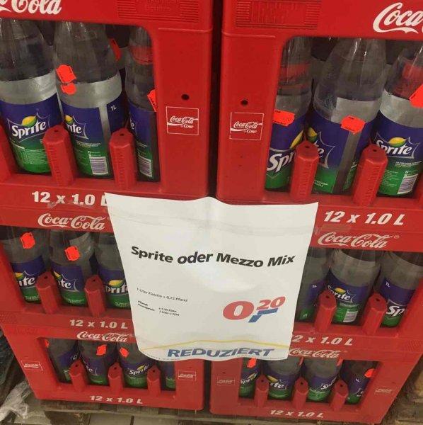 real.- Mainz Mombach Sprite oder Mezzo Mix für 20 ct pro Liter