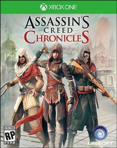 (Amazon.com) Assassin's Creed: Chronicles (Xbox One) für 13,50€