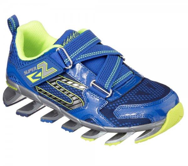 SKECHERS Jungen Sneakers Turnschuh Sportschuh Laufschuh MEGA BLADE 2.0 *29,99€ Blau [eBay]