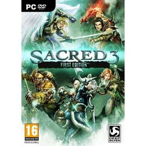 [CD Keys] Sacred 3 First Edition 2.27€ (Steam)