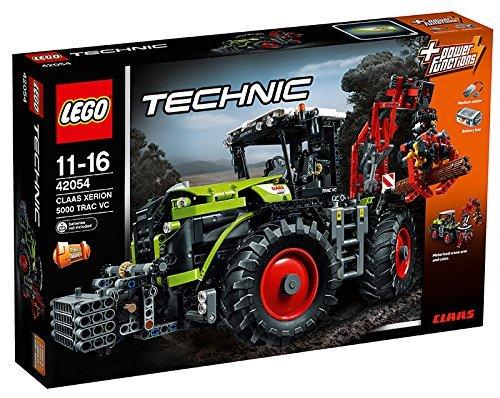[Amazon.co.uk] LEGO 42054 Technic CLAAS XERION 5000 TRAC VC Building Set für 101 € statt 131 € und sonst auch noch ganz viele Sachen von wie LEGO 60097 Stadtzentrum City, Lego Spiderman, Duplo, Star Wars bei [Amazon.it] [Kaufhof Galaria]
