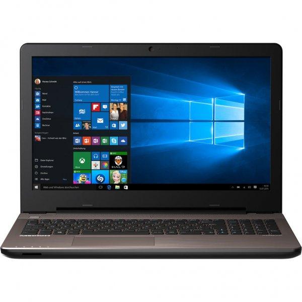 """MEDION AKOYA E6418 MD Notebook 39,6cm/15,6"""" Full HD (1920x1080) Intel I5 5257U, 1TB HDD, 128GB SSD, 6GB Ram, IRIS Grafik, DVD Brenner, HDMI, 2x USB 3.0, Windows 10, Wartungsklappe für 450€ @Ebay.de (Medion B-Ware)"""