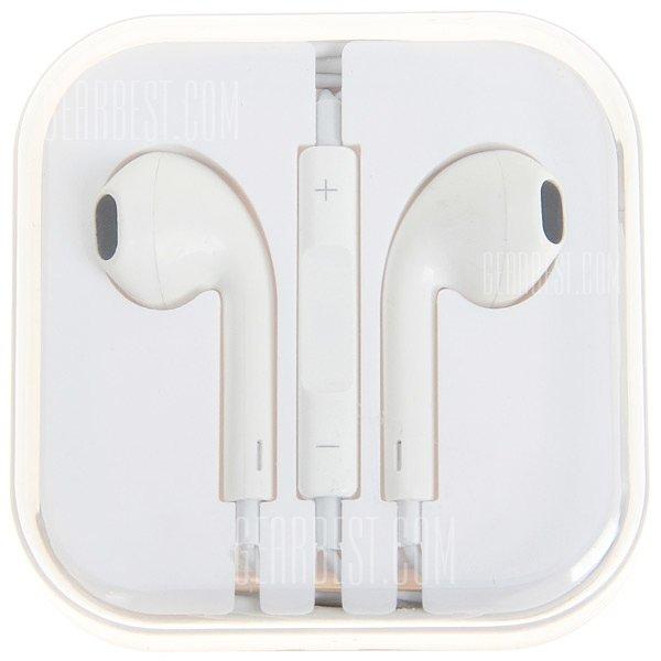 [Gearbest] Apple EarPods mit Fernbedienung und Mikrofon - für 1,51€ | Replika