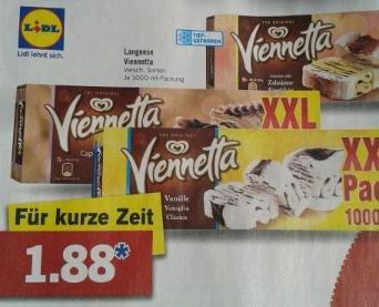 Viennetta XXL (1000ml) für