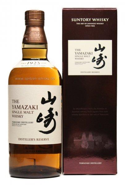 [Whisky] Yamazaki Distillers Reserve ab 72,65 und Aberlour a bunadh ab 47,52