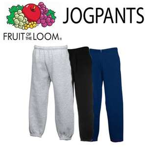 Fruit of the Loom Jogginghosen - grau/blau/schwarz ab 7,33 Euro inkl. Versand