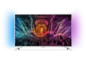 [Saturn Sunday, Saturn Ebay] PHILIPS 55PUS6501, 139 cm (55 Zoll), UHD 4K, SMART TV, LED TV, 1800 PPI, 120hz nativ