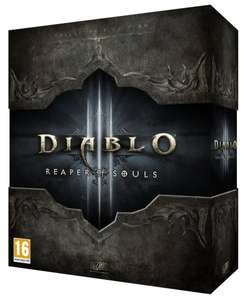 [Amazon] Diablo III: Reaper of Souls - Collectorx27s Edition (Add - on) [UK Version] - [PC]