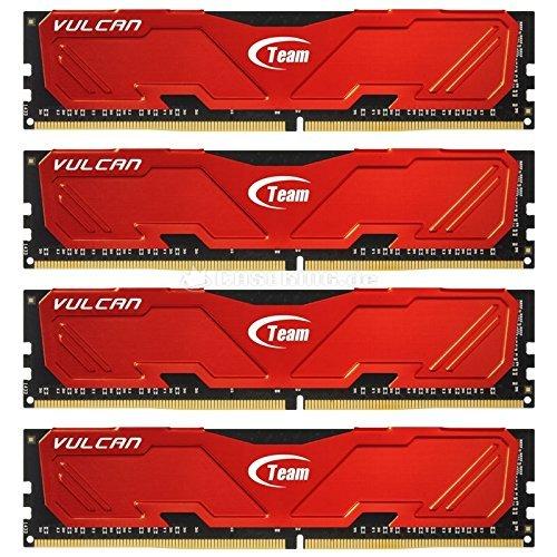 TeamGroup 16GB DDR 4 Ram 2800 CL 16 (4 x 4 GB) für 49,32€  [Amazon]
