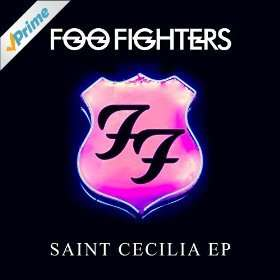 Amazon gratis  MP3 - Foo Fighters - Saint Cecilia EP
